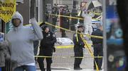 New York City hatchet attack leaves officer in critical condition