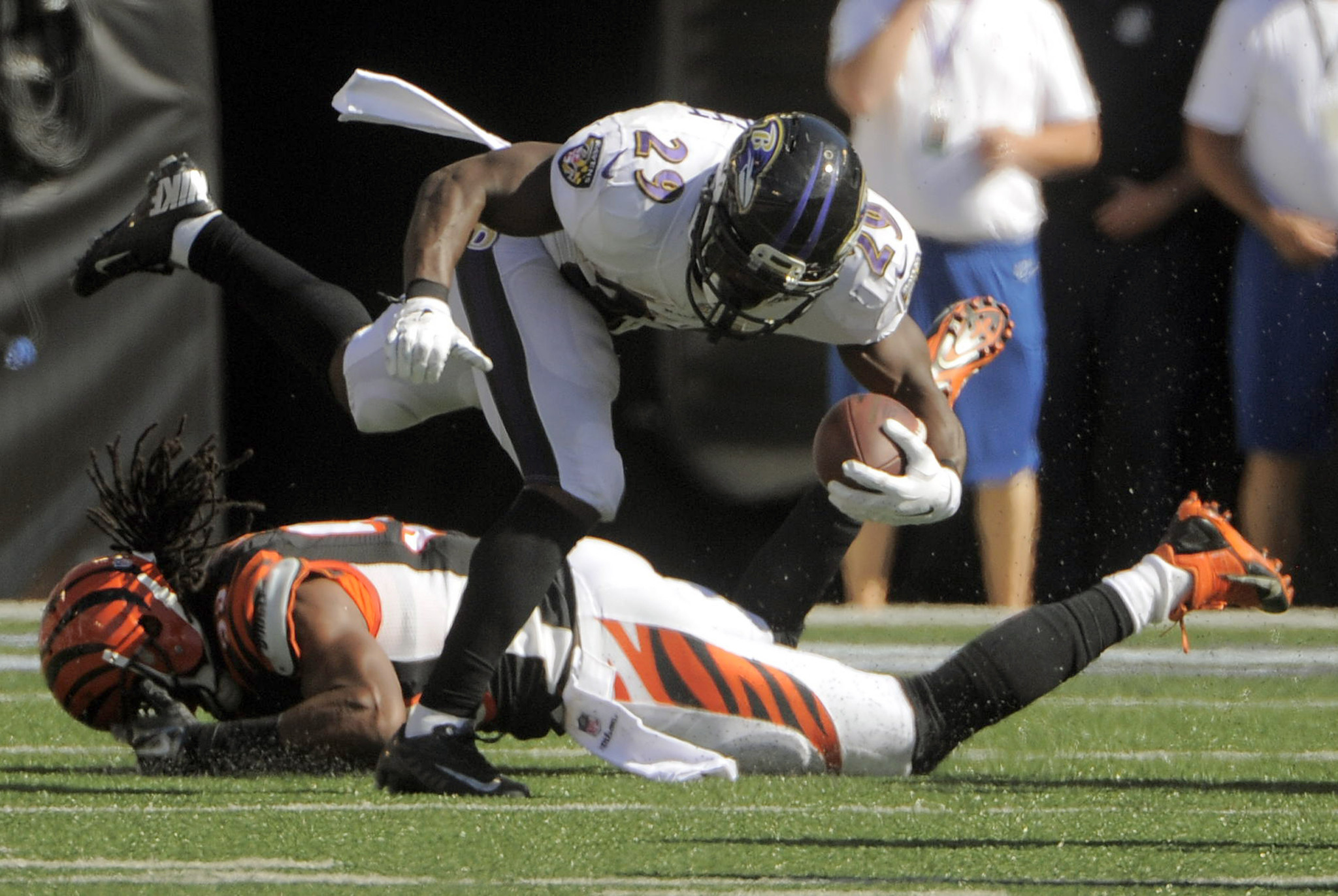 Battling injuries, Bengals look for much-needed win vs. Ravens