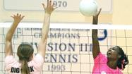 Burbank High girls' volleyball pulls away from Crescenta Valley