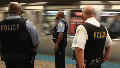 Chicago police to check CTA passengers for explosives