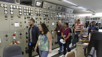GWP opens up Grayson Power Plant to the public as part of 'Utility Day'