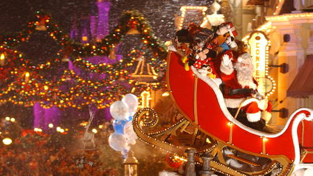disneys first very merry christmas party sold out - Mickeys Merry Christmas Party