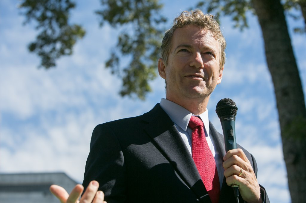 The new Rand Paul vs. the old Rand Paul