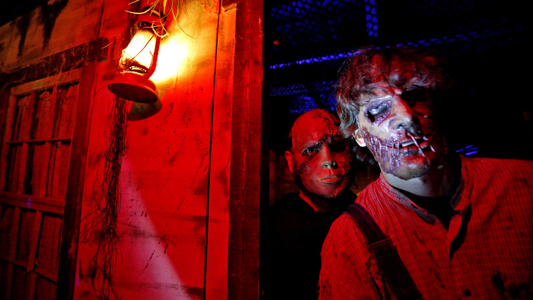 Reign of Terror Haunted House Reign of Terror Haunted House