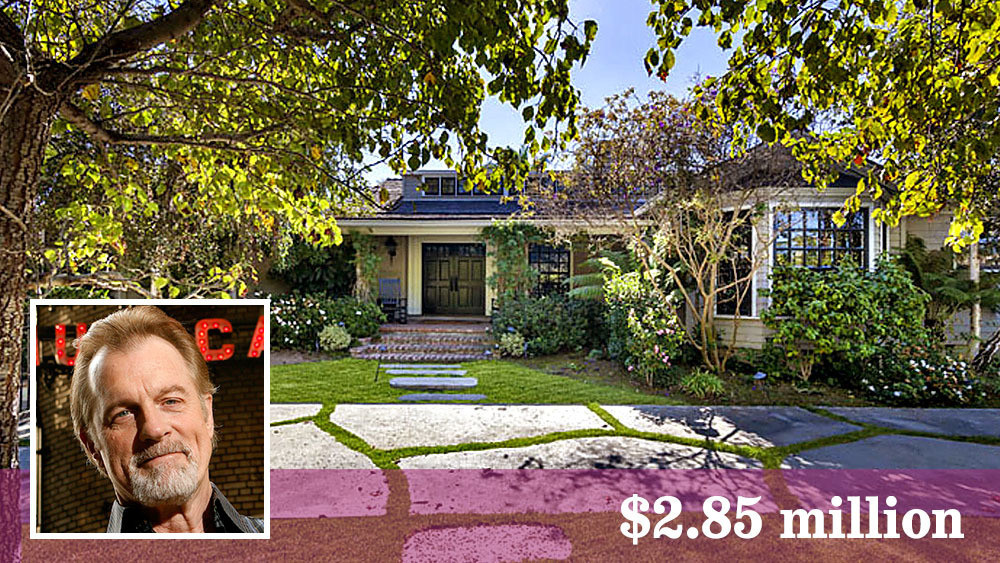 Stephen Collins lists two homes for sale in Brentwood