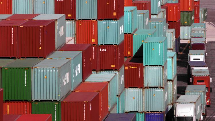 Congestion worsens at Ports of L.A., Long Beach