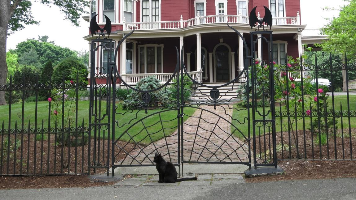 Bangor (ME) United States  city photos gallery : stephen king s house bangor me united states Indiraa