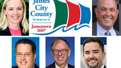 An education in politics in Williamsburg and James City County