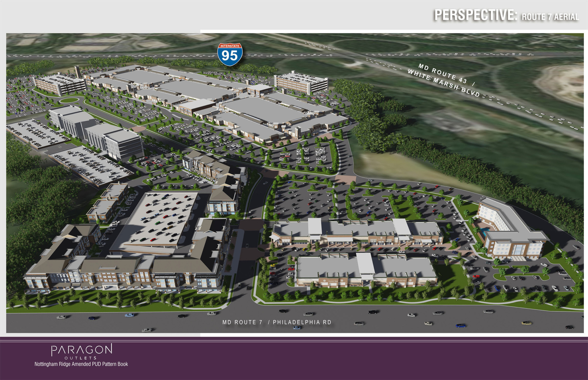 Proposed White Marsh Outlet Mall Gets OK Baltimore Sun - Philadelphia outlets map