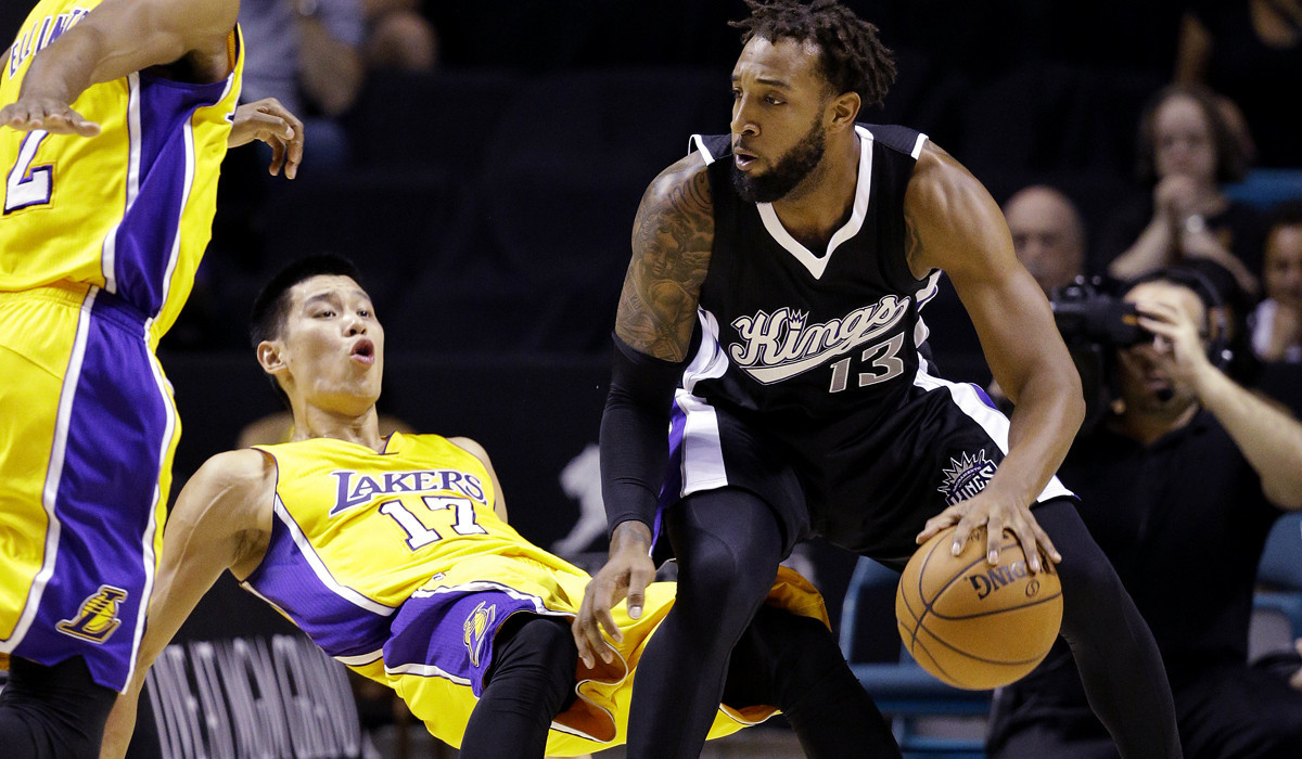 Five takeaways from the Lakers' loss to Sacramento