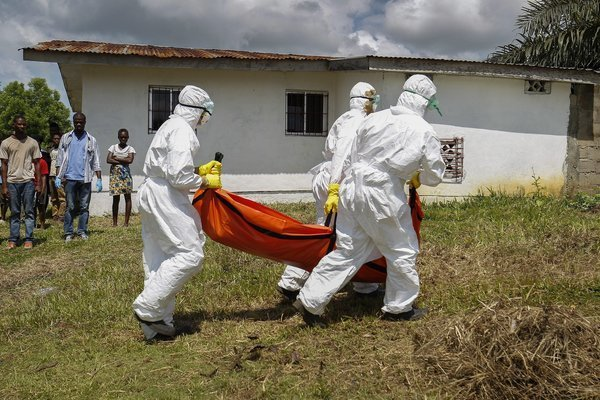 WHO reports Ebola cases believed to now top 10,000