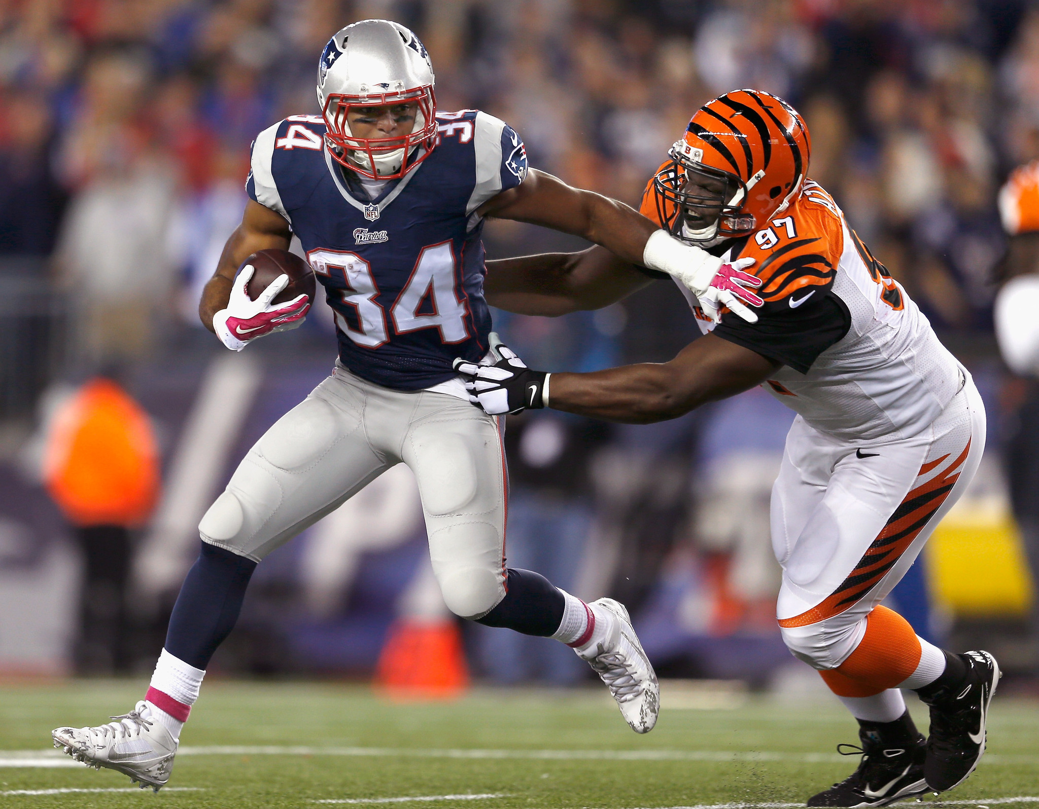 AFC North notebook: Bengals counting on defensive tackle Geno A…