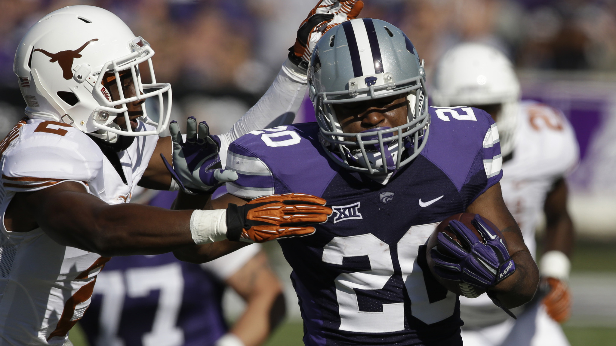 Kansas State puts up strong defensive effort in 23-0 shutout of Texas