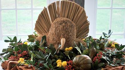 Historical Thanksgiving at Berkeley Plantation