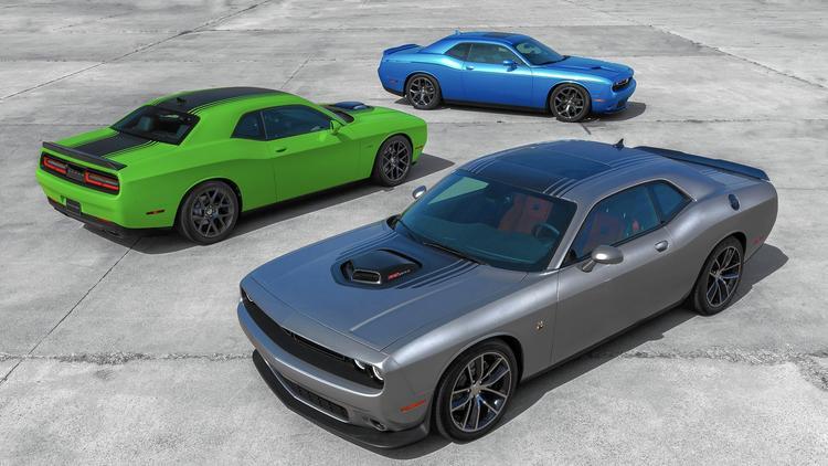2014 Dodge Challengers