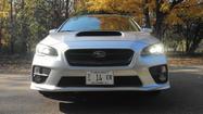 2015 Subaru WRX pushes performance and value