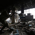 The battle for Donetsk airport