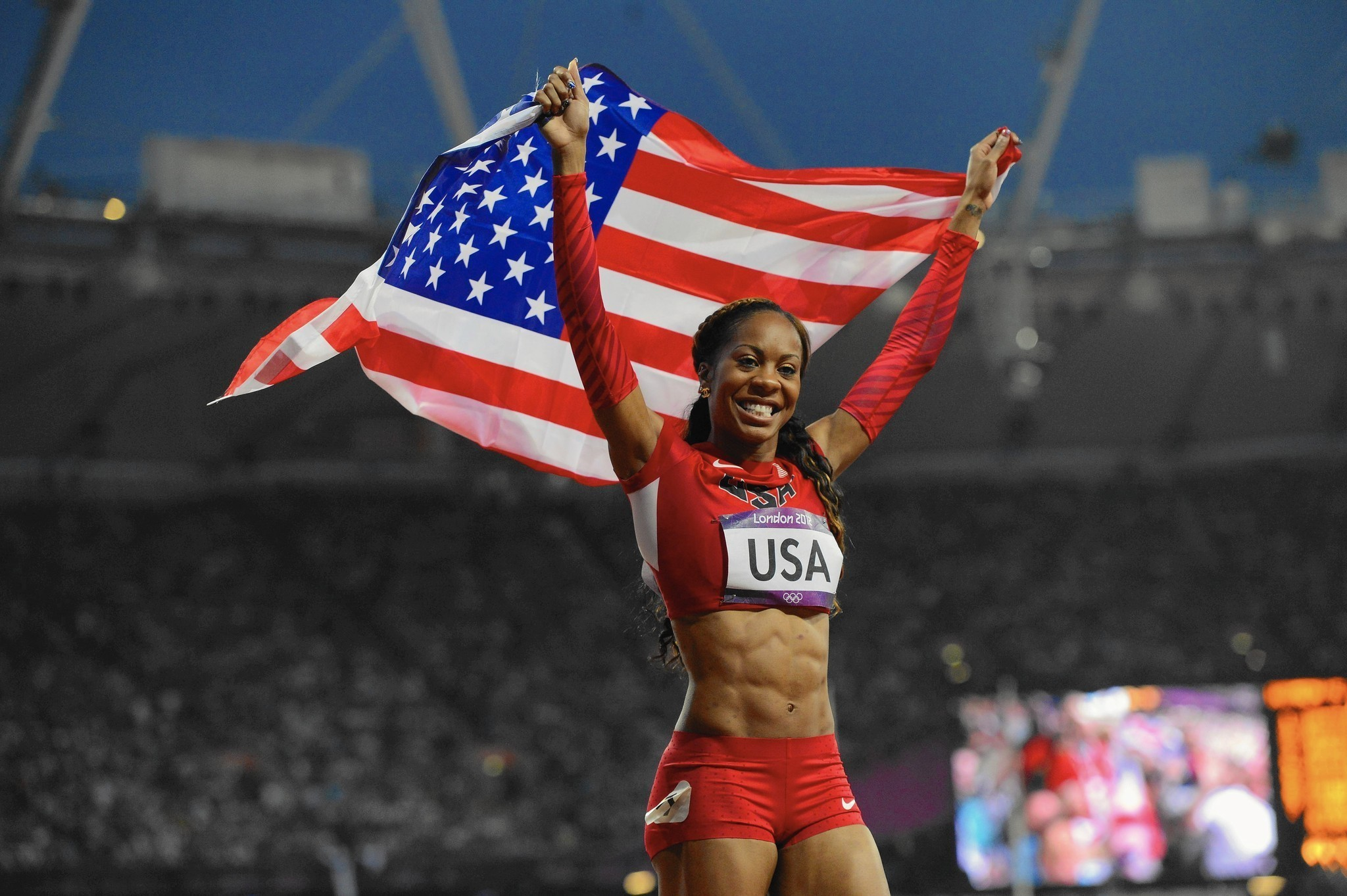 Image result for Sanya Richards-Ross
