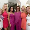 Erica Morse, Erika Axani, Roxanne Zinn, Susan Pullin, Erica Thaler and Daren Koenig-Cronin