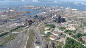 Sparrows Point buyers pay $110 million