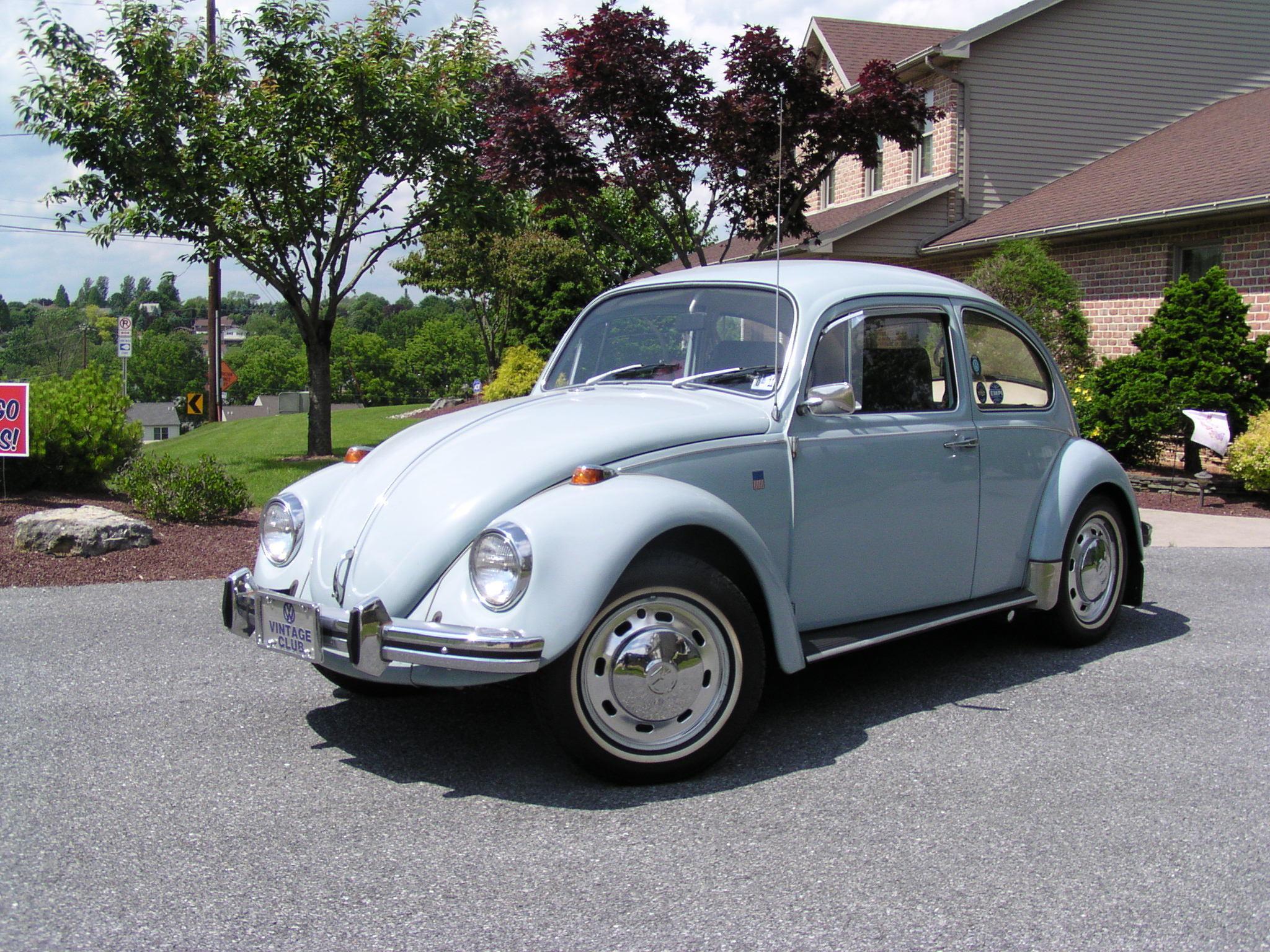 Mc Vw Beetle Sedan