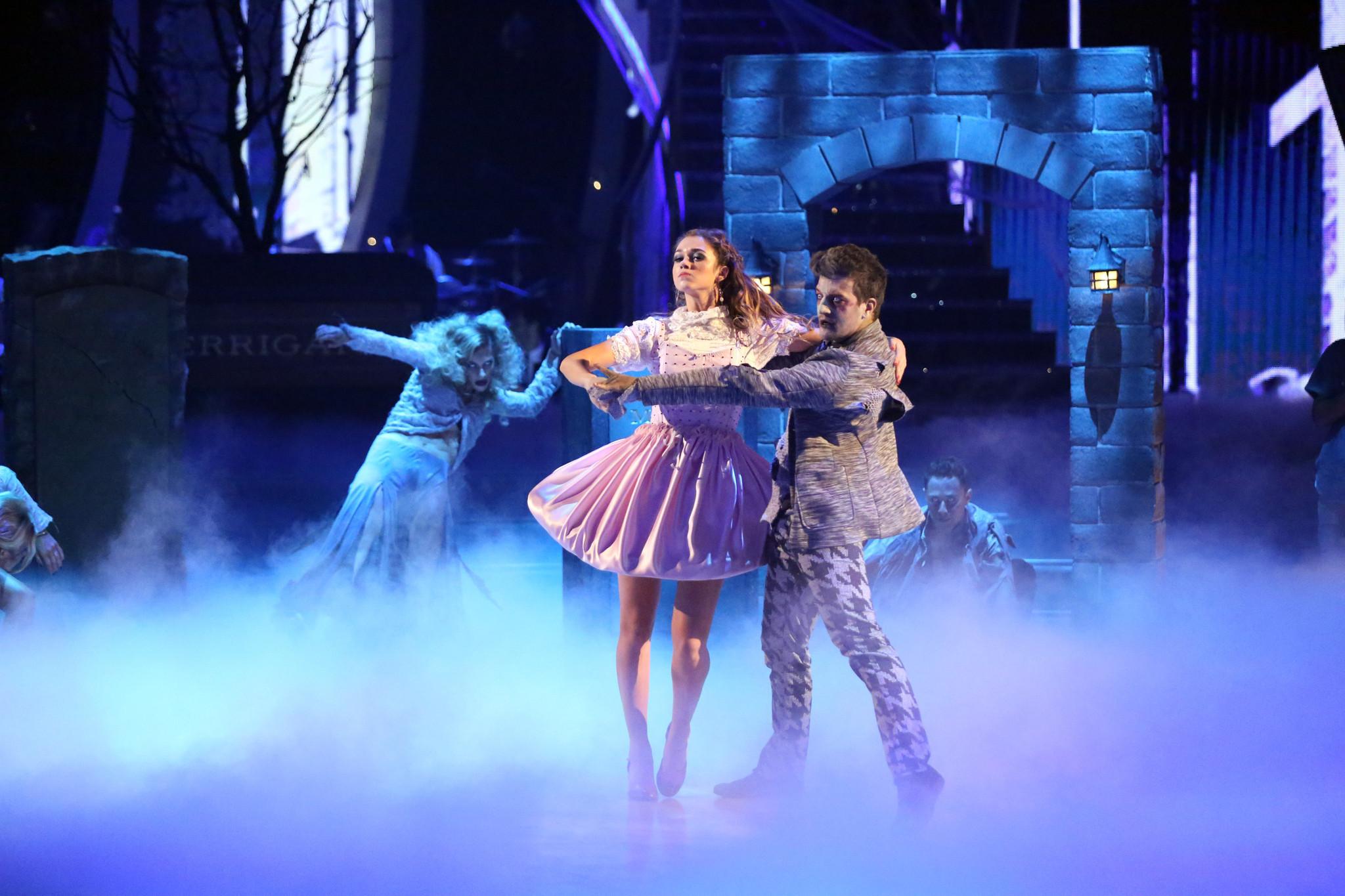 dancing with the stars recap halloween night baltimore sun - Dancing Halloween
