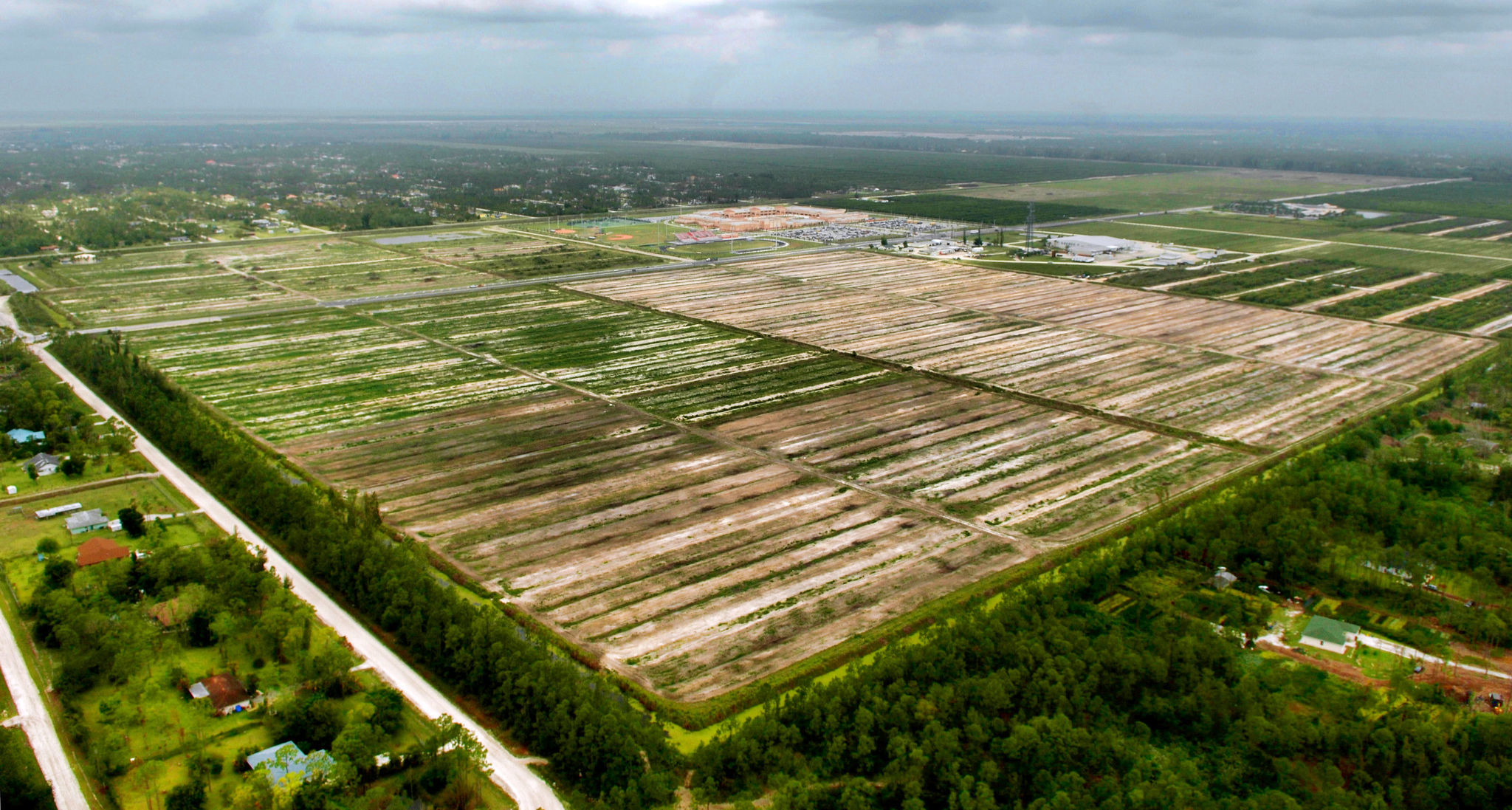 Minto west wrong place for palm beach county 39 s new city for Rural development florida
