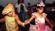 Are you sure your daughter should dress up as a princess this Halloween?