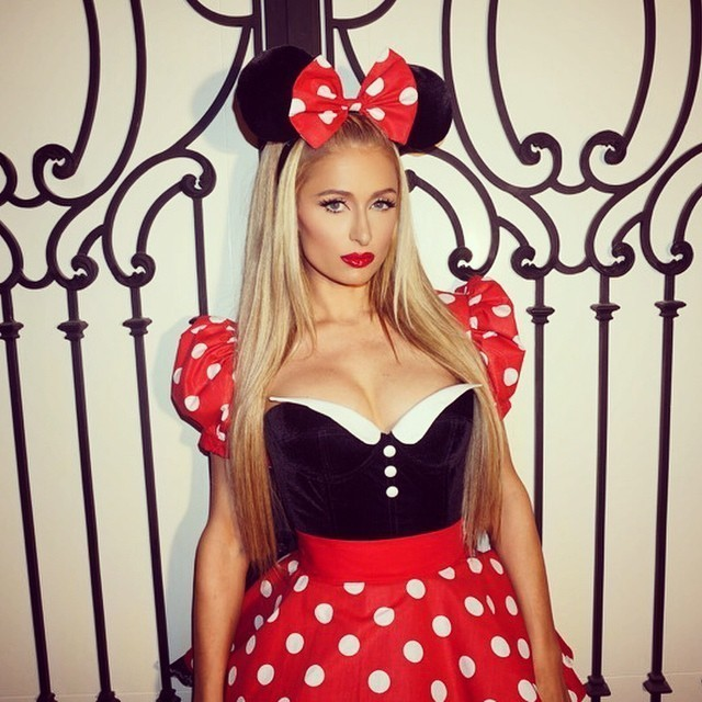 Pictures: Celebrities dressed up for Halloween - Orlando Sentinel