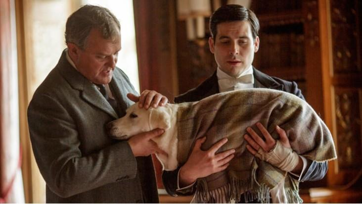'Downton Abbey' Season 5, episode 7