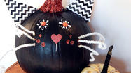 Trick out that pumpkin without a carving knife