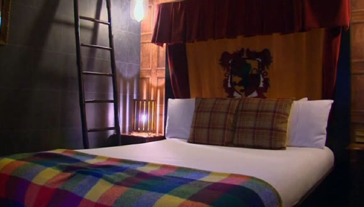 Muggles Can Now Stay In Harry Potter Themed Hotel Rooms Orlando Sentinel