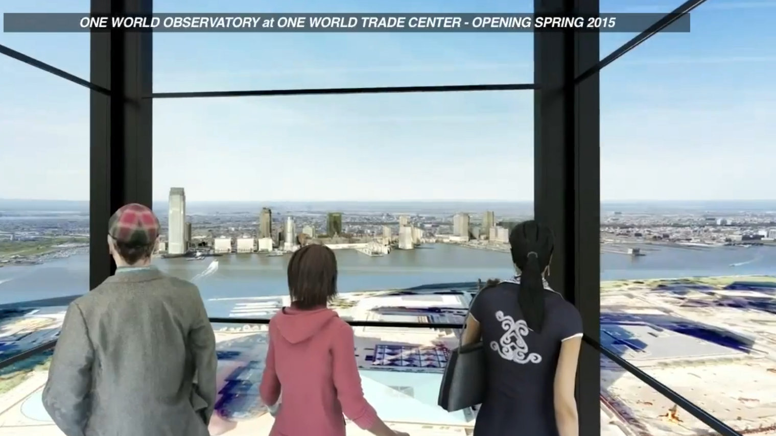 Look To Floor 102 For Wow Views When Nyc S One World Trade