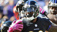 Bernard Pierce hoping for another shot after being scratched against Bengals