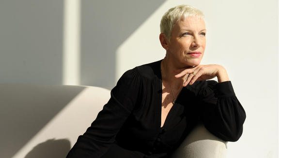 "Singer Annie Lennox has released ""Nostalgia,"" a new album of pop standards."