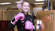 Friendly competition has breast-cancer message