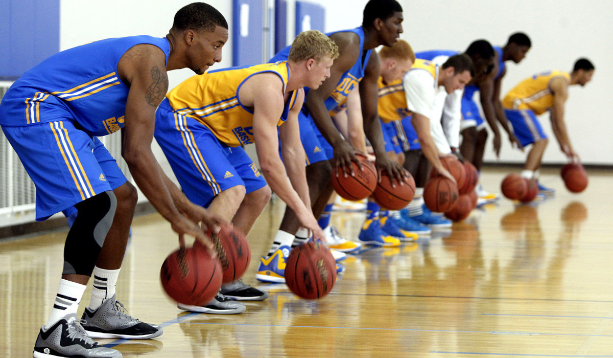 Bench depth could be an issue for the UCLA men's ...