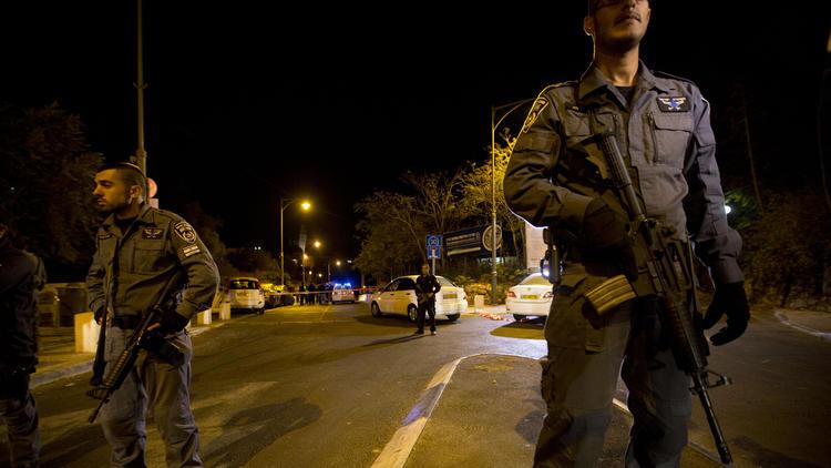 Israel shooting
