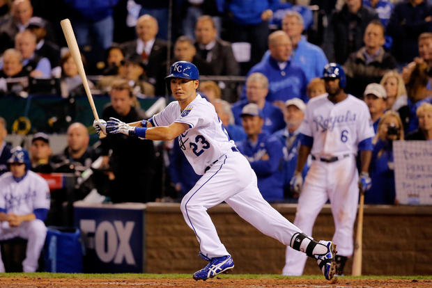 Baseball free-agent position players this offseason