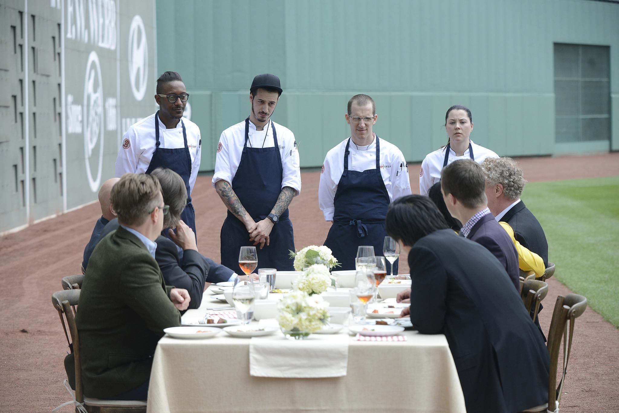 Top Chef\' recap, \'Curse of the Bambino\' - Baltimore Sun