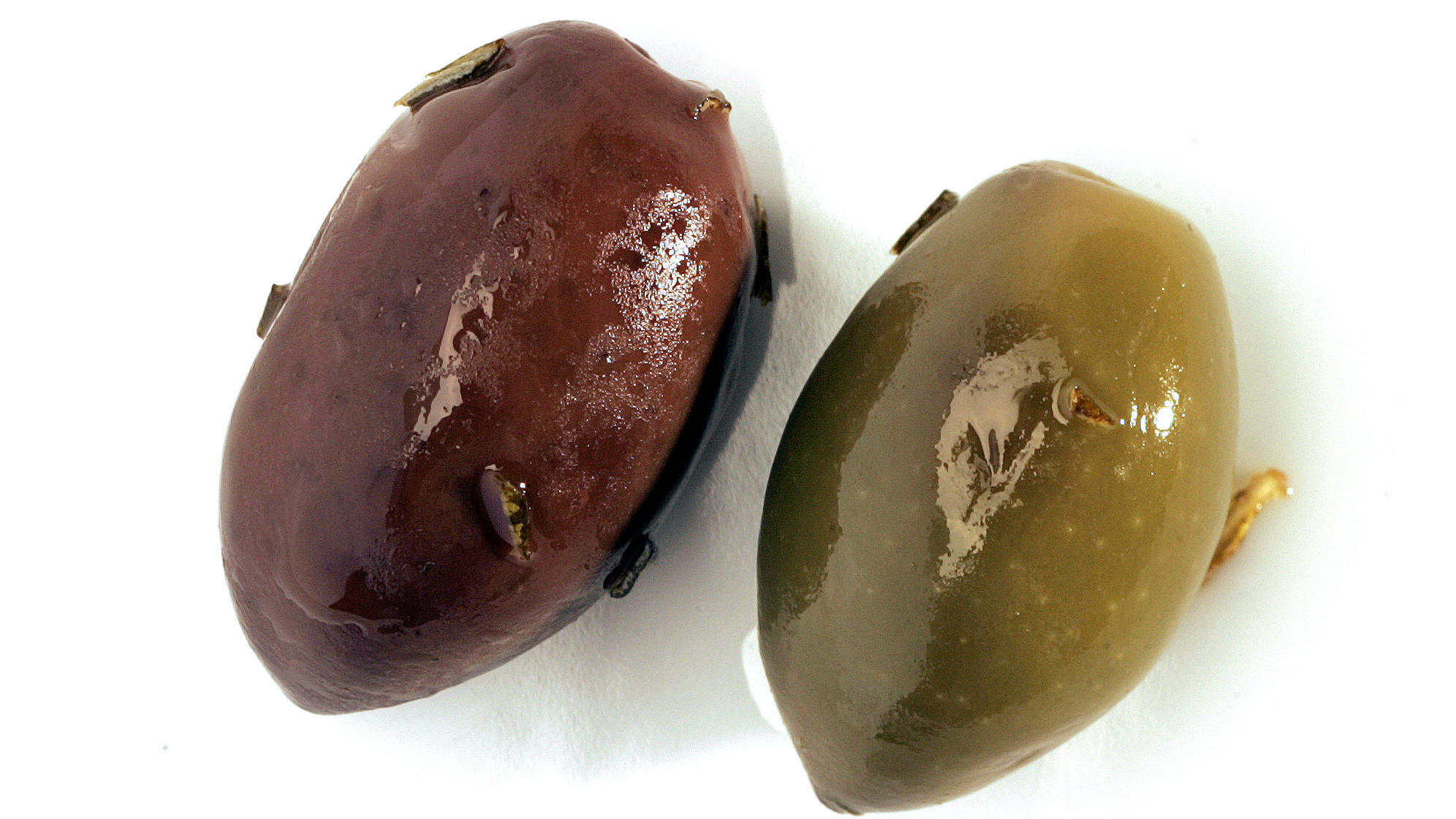 Olives with lemon and rosemary