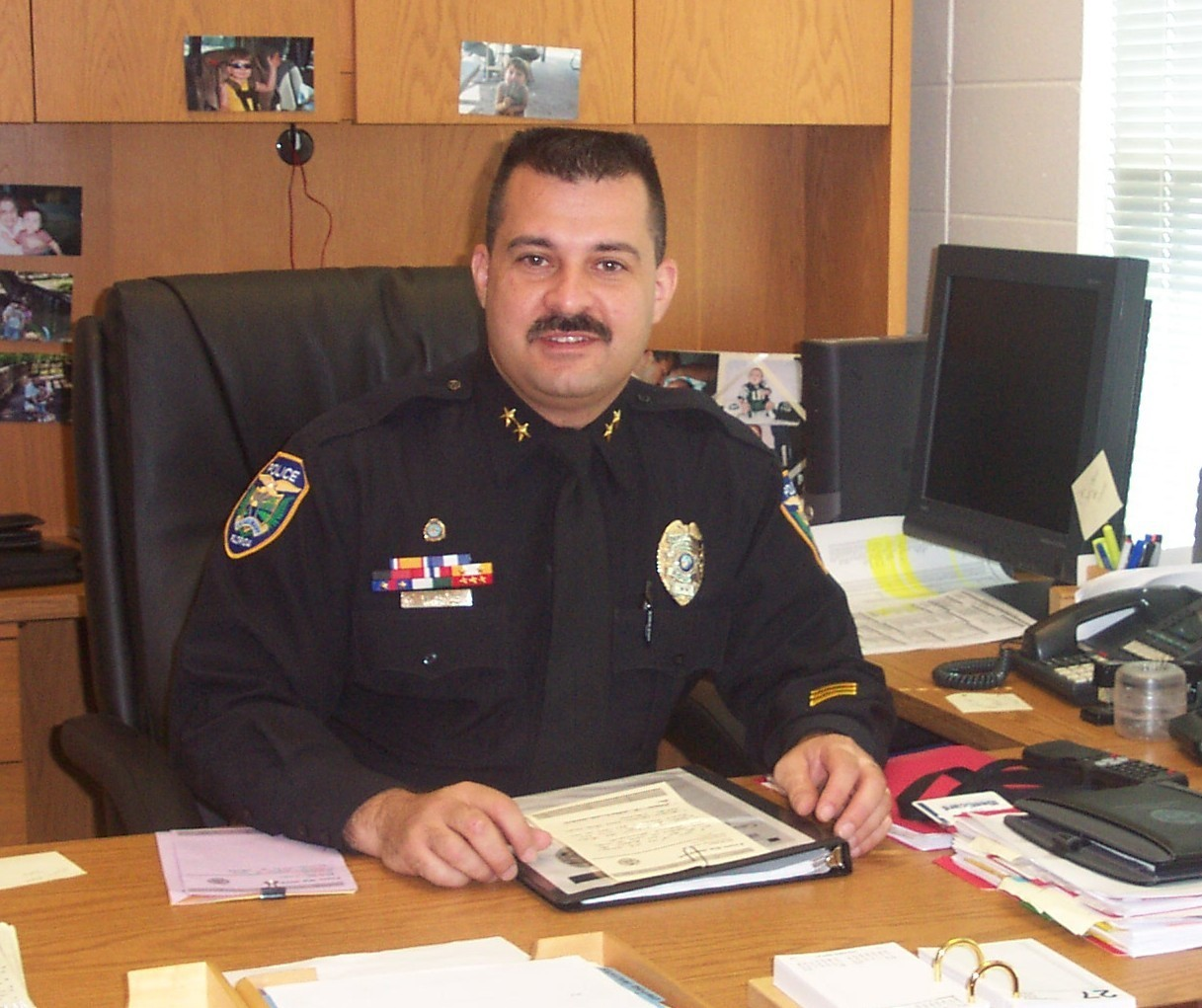Casselberry Police Chief Bill McNeil resigns