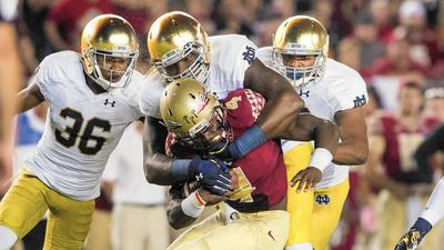 Notre Dame beat writer for South Bend Tribune answers five questions for The Capital