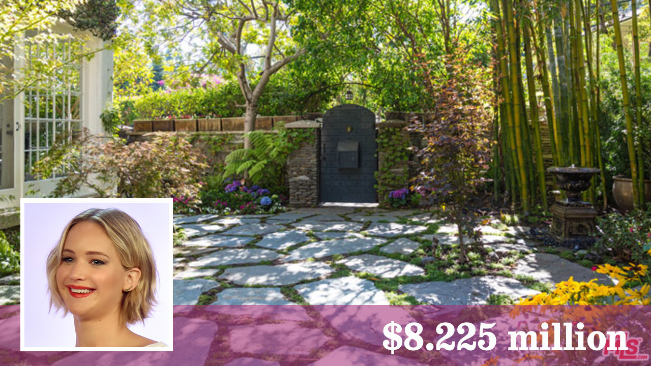 Jennifer Lawrence Satisfies A Hunger For A House Chicago