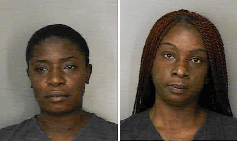 Palm Gardens Nursing Home Florida Yashika Jones And Rose Blaise Arrested For Alleged Battery Of Man .
