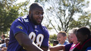 Ravens nose tackle Brandon Williams finally has game that matches frame