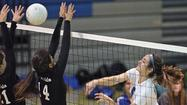 Burbank High girls' volleyball tunes up for postseason with win over Glendale