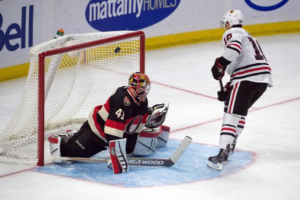 Thursday's recap: Blackhawks 5, Senators 4 (shootout)