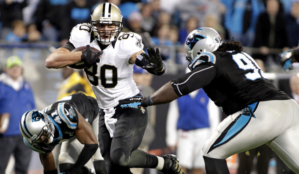 New Orleans earns first road win of season, 28-10 over Carolina