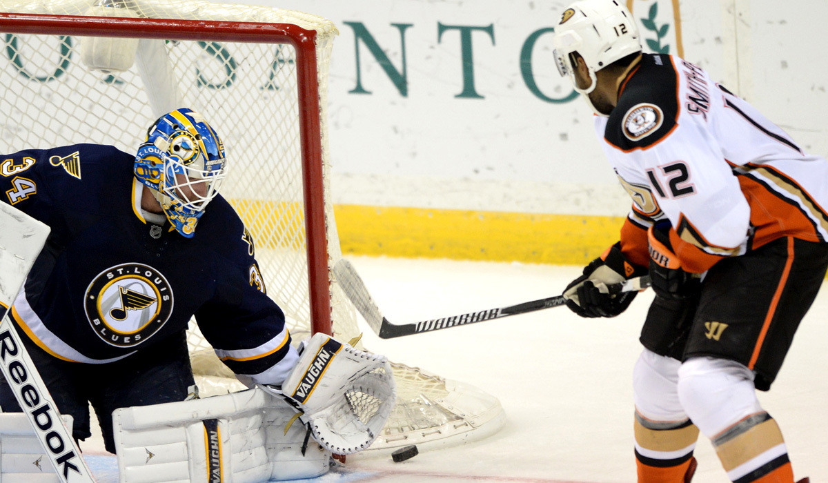 What we learned from the Ducks' 2-0 loss in St. Louis